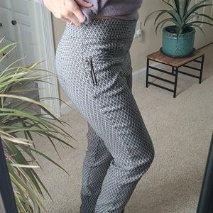 Printed Legging Dress Pant